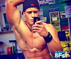 Muscled BFs free